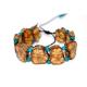 Ayahuasca Bracelet handmade from Pucallpa - Peru AYAHUASCA ART
