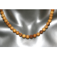 Palo Santo Necklace From Peru - handmade wood beads PALO SANTO ART