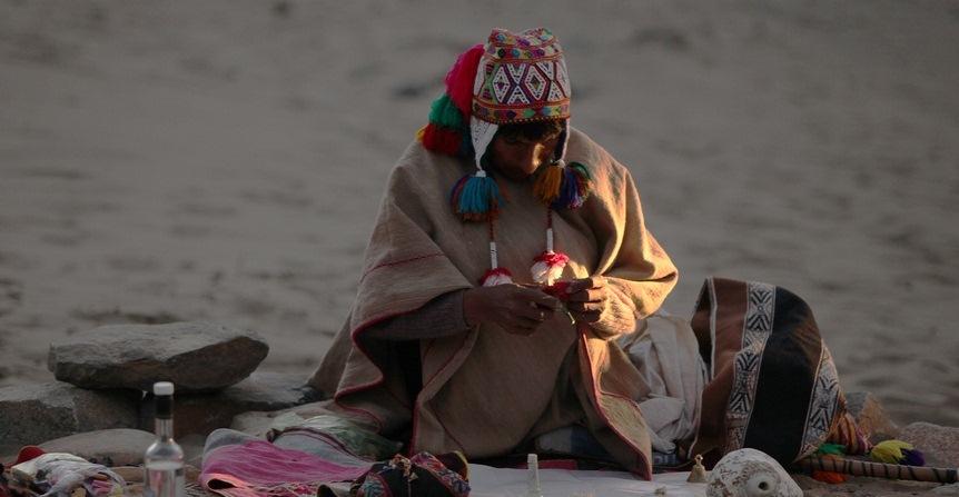 shaman pachamama